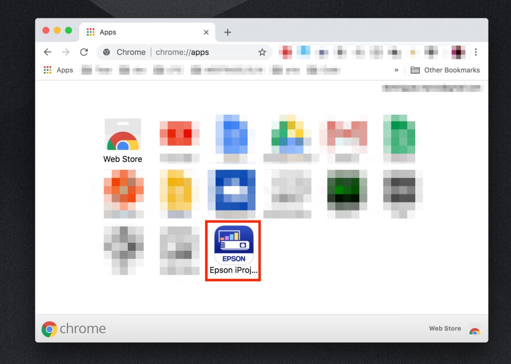 Instruções do Chrome slide 1