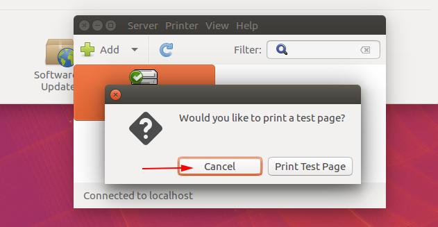 instalação de impressoras ubuntu slide 6
