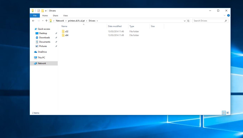 instalação de impressoras windows 10 slide 3